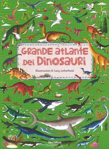 Winniearcher.com Grande atlante dei dinosauri. Ediz. a colori Image