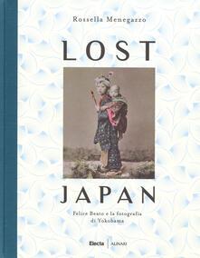 Squillogame.it Lost Japan. Felice Beato e la fotografia di Yokohama. Ediz. illustrata Image