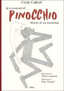 Le avventure di Pinocchio. Storia di un burattino. Ediz. illustrata