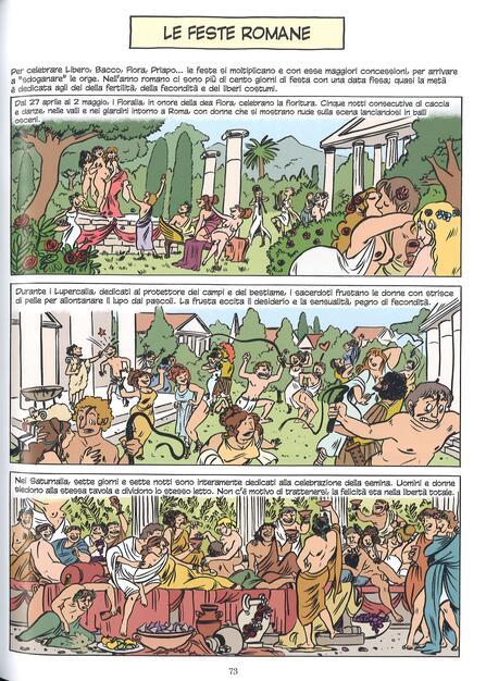 Cartoon personaggi sesso fumetti