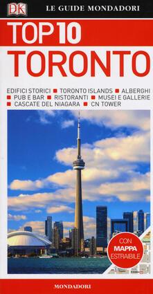 Grandtoureventi.it Toronto. Con Carta geografica ripiegata Image