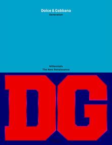 Listadelpopolo.it Dolce & Gabbana generation. Ediz. illustrata Image
