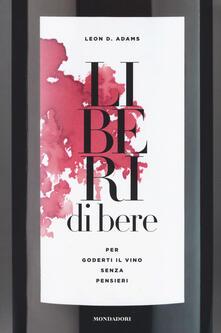 Voluntariadobaleares2014.es Liberi di bere. Per goderti il vino senza pensieri Image