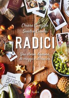 Voluntariadobaleares2014.es Radici. Una storia d'amore, di viaggio e di cucina Image