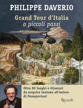 Grand tour d'Italia a piccoli passi copertina