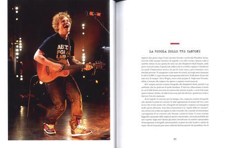 Ed Sheeran. Siamo fatti di ricordi. Le fotografie inedite del mio viaggio con Ed. Ediz. illustrata - Christie Goodwin,John Sheeran - 3