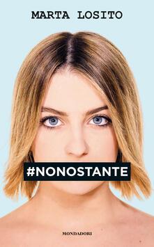 #NONOSTANTE - Marta Losito - copertina