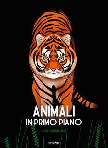Radiospeed.it Animali in primo piano. Ediz. a colori Image