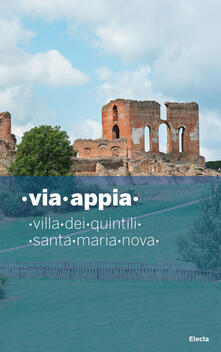 Nordestcaffeisola.it Via Appia. Villa dei Quintili. Santa Maria Nova Image