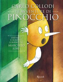 Carlo Collodi. Le avventure di Pinocchio. Ediz. illustrata.pdf