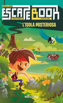 Warholgenova.it L' isola misteriosa. Escape book Image