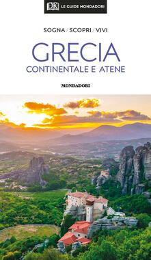 Teamforchildrenvicenza.it Grecia continentale e Atene. Con mappa estraibile Image