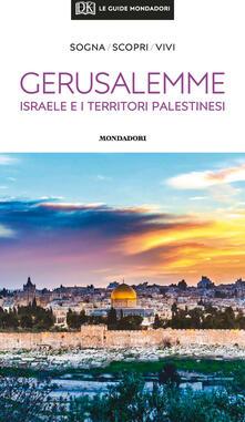 Daddyswing.es Gerusalemme, Israele e i territori palestinesi. Con Carta geografica ripiegata Image