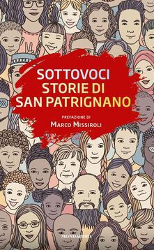 Sottovoci. Storie di San Patrignano.pdf
