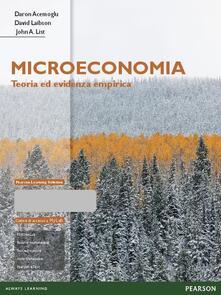 Voluntariadobaleares2014.es Microeconomia. Teoria ed evidenza empirica. Ediz. mylab. Con espansione online Image