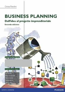 Voluntariadobaleares2014.es Business planning. Dall'idea al progetto imprenditoriale. Ediz. MyLab. Con espansione online Image