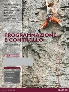 Listadelpopolo.it Programmazione e controllo. Con aggiornamento online. Con e-book Image