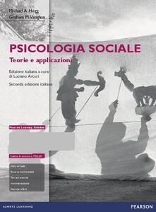 Psicologia sociale. Teorie e applicazioni. Con aggiornamento online.pdf