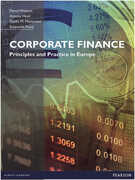 Ebook Corporate finance. Principles and practice in Europe Antony Head Denzil Watson Emanuele Rossi