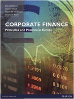 Corporate finance. Principles and practice in Europe
