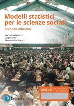 Modelli statistici per scienze sociali. Ediz. mylab. Con eText. Con aggiornamento online