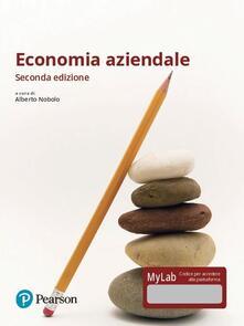 Festivalpatudocanario.es Economia aziendale. Ediz. mylab. Con Contenuto digitale per accesso on line Image