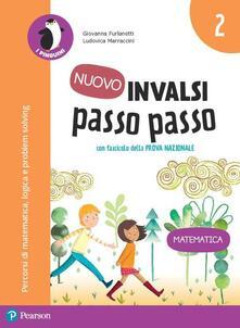 Secchiarapita.it Nuovo INVALSI passo passo. Matematica. Per la 2ª classe elementare. Con espansione online Image