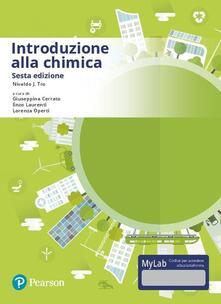 Introduzione alla chimica. Ediz. Mylab. Con Contenuto digitale per download e accesso on line