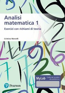 Squillogame.it Analisi matematica 1. Esercizi con richiami di teoria. Ediz. MyLab. Con aggiornamento online Image