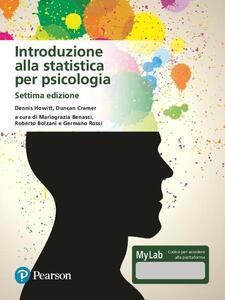 Libro Introduzione alla statistica per psicologia. Ediz. MyLab. Con Contenuto digitale per download e accesso on line Dennis Howitt Duncan Cramer