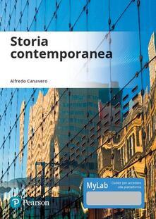 Storia contemporanea. Ediz. Mylab. Con Contenuto digitale per accesso on line.pdf