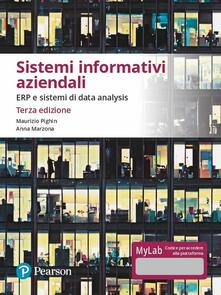 Promoartpalermo.it Sistemi informativi aziendali. ERP e sistemi di data analysis. Ediz. Mylab. Con Contenuto digitale per download e accesso on line Image