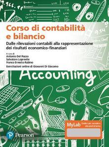 Voluntariadobaleares2014.es Corso di contabilità e bilancio. Ediz. MyLab. Con Contenuto digitale per accesso on line Image