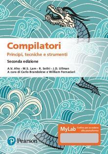 Compilatori. Principi, tecniche e strumenti. Ediz. MyLab. Con aggiornamento online.pdf