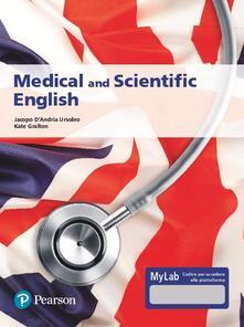 Medical and scientific English. Ediz. MyLab. Con Contenuto digitale per accesso on line.pdf
