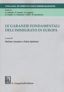 Le garanzie fondamentali dell'immigrato in Europa