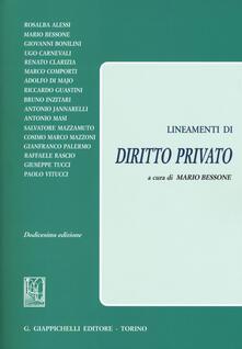 Filippodegasperi.it Lineamenti di diritto privato Image