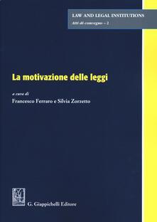 La motivazione delle leggi.pdf
