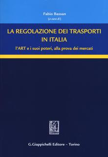 Ristorantezintonio.it La regolazione dei trasporti in Italia. L'ART e i suoi poteri, alla prova dei mercati Image