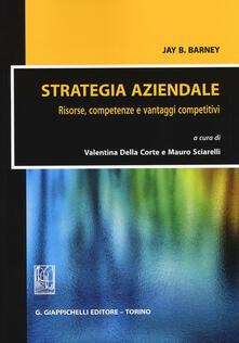 Mercatinidinataletorino.it Strategia aziendale. Risorse, competenze e vantaggi competitivi Image