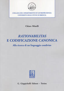 Radiospeed.it «Rationabilitas» e codificazione canonica. Alla ricerca di un linguaggio condiviso Image