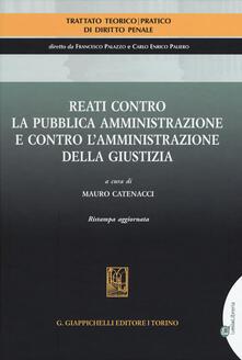 Secchiarapita.it Trattato teorico-pratico di diritto penale. Vol. 5: Reati contro la pubblica amministrazione e contro l'amministrazione della giustizia. Image