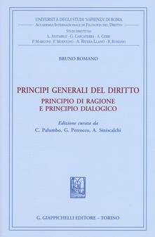 Mercatinidinataletorino.it Principi generali del diritto. Principio di ragione e principio dialogico Image