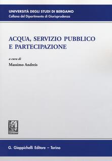 Lpgcsostenible.es Acqua, servizio pubblico e partecipazione Image