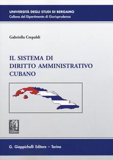 Antondemarirreguera.es Il sistema di diritto amministrativo cubano Image