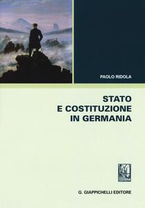Stato e costituzione in Germania
