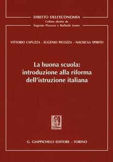 Listadelpopolo.it La buona scuola. Introduzione alla riforma dell'istruzione italiana Image