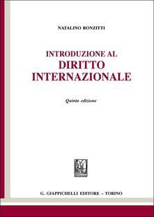 Camfeed.it Introduzione al diritto internazionale Image