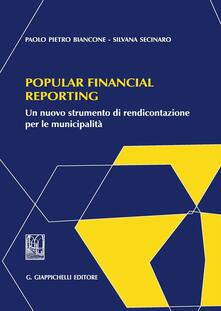 Secchiarapita.it Popular financial reporting. Un nuovo strumento di rendicontazione per le municipalità Image
