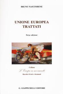 Criticalwinenotav.it Unione europea. Trattati Image
